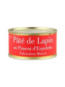 La Ferme du Mont Capell - Pâté de Lapin au Piment d'Espelette