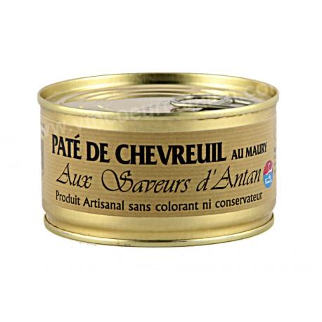 Aux Saveurs d'Antan - Paté de Chevreuil au Maury