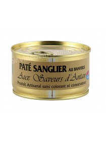 Aux Saveurs d'Antan - Paté de Sanglier au Banyuls