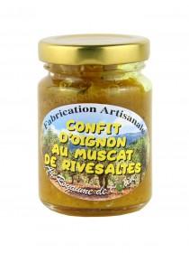 Confit d'Oignon au Muscat de Rivesaltes