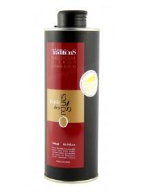Huile d'olive des Orgues - Fruité Mûr 0.50L