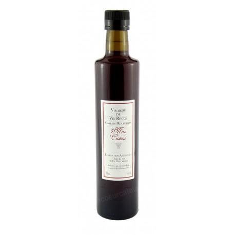 Mas Cristine - Vinaigre de Vin Rouge 0.50L