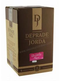 Deprade Jorda - Fontaine à Vin Rosé 5L