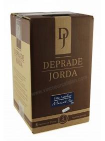Deprade Jorda - Fontaine à Muscat Sec 5L