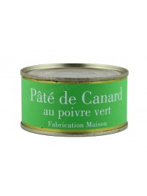 La Ferme du Mont Capell - Pâté de Carnard au Poivre Vert