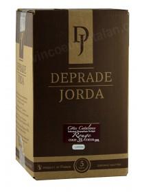 Deprade Jorda - Fontaine à Vin - Rouge Coup de Coeur - 5L