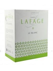 Lafage - Fontaine à Vin - Blanc - 3L