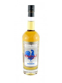 Whisky Francais By Hepp - Ouiski - Expression Tourbée 0.70L