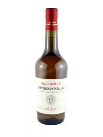 Roger Groult - Calvados 3ans 0.70L