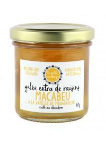 Gelée extra de raisins - Macabeu à la Vanille de Masagascar