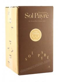 Sol Payré - Fontaine à Vin - Rouge IGP - 5L