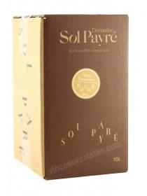 Sol Payré - Fontaine à Vin - Rouge IGP - 10L
