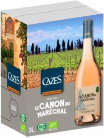 Cazes - Canon du Maréchal - Fontaine à Vin - Rosé Bio - 3L