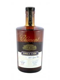 Rhum Clément - 100% canne bleue 0.50L