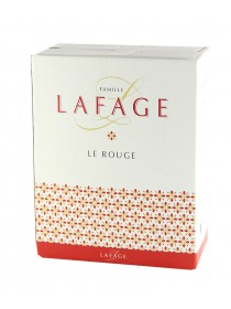 Lafage - Fontaine à Vin - Rouge - 3L