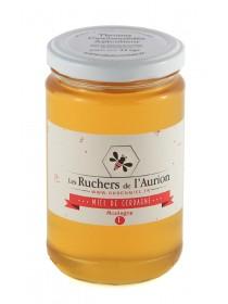 Miel de montagne - Les ruchers de l'Aurion
