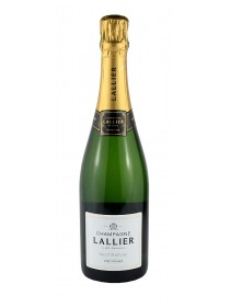 Champagne Lallier - Brut nature
