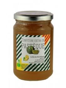 Le Bio du Petit Riberal - Confiture extra de pastèque et citron