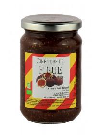 Le Bio du Petit Riberal - Confiture de figue - allégée en sucre