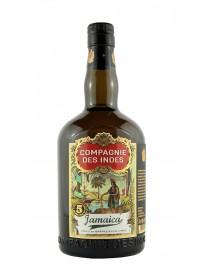 Compagnie des Indes - Rhum Jamaica 5 ans 0.70L