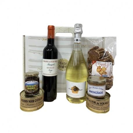 Panier Gourmand - Caprices du Roussillon