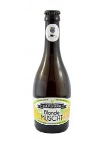Bière Cap d'Ona - Bière au Muscat 0.33L