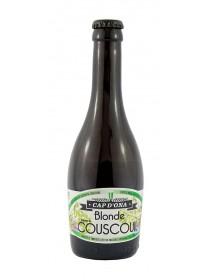 Bière Cap d'Ona - Blonde à la Liqueur de Coscoll - Luxure - 0.33L