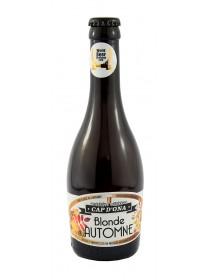 Bière Cap d'Ona - Blonde d'Automne Bio 0.33L