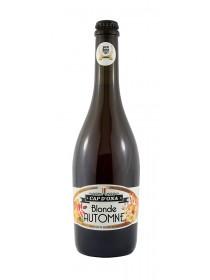 Bière Cap d'Ona - Blonde d'Automne Bio 0.75L