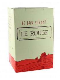 Domaine Sahonet - Le Bon Vivant - Le Rouge - 5L