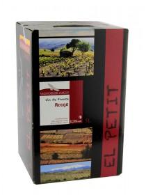 Vignoble d'Agly - El Petit - Fontaine à Vin Rouge - 5L