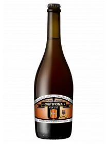 Bière Cap d'Ona - Rousse bio sans gluten 0.75L