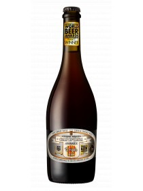Bière Cap d'Ona - Ambrée Triple Bio 0.75L.