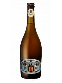 Bière Cap d'Ona - Blanche Bio 0.75L.