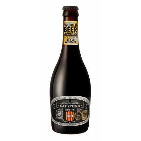 Bière Cap d'Ona - Brune Bio 0.33L