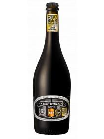 Bière Cap d'Ona - Brune Bio 0.75L