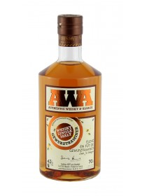 Hepp - Authentic Whisky d'Alsace AWA 0.70L
