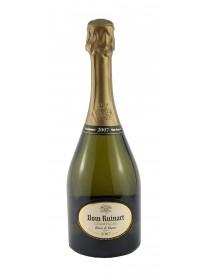 Champagne Ruinart - Dom Ruinart Blanc de Blancs 2007 avec étui
