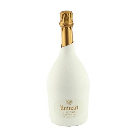 Champagne - Ruinart blanc de blanc 0.75L seconde peau