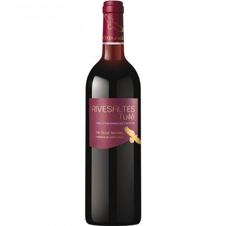 vignoble d'agly, A.O.C Rivesaltes Tuilé