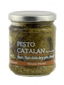 Terria - Pesto Catalan aux amandes