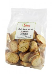 Terria - Mini toast Aixios 6 céréales