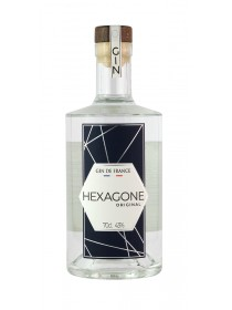 Gin Hexagone 0.70L