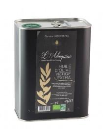 Las Farreres - Huile d'Olive l'Arbequine 2L