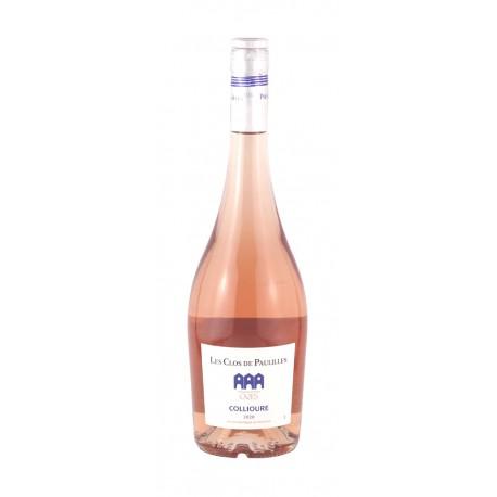 Clos de Paulilles - Collioure rosé