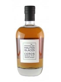 Domaine des Hautes Glaces - Whisky Single Rye Ceros 0.70L