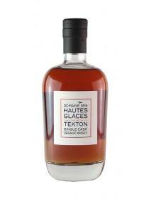 Domaine des Hautes Glaces - Whisky Tekton Single Malt 0.70L