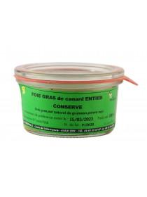 Mas Terregalls - Foie gras de canard entier conserve