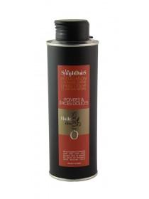 Huile d'olive des Orgues - Poivre et Epices Douces 0.25L
