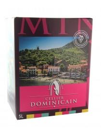 Dominicain - Fontaine à Vin - Collioure Rouge - 5L